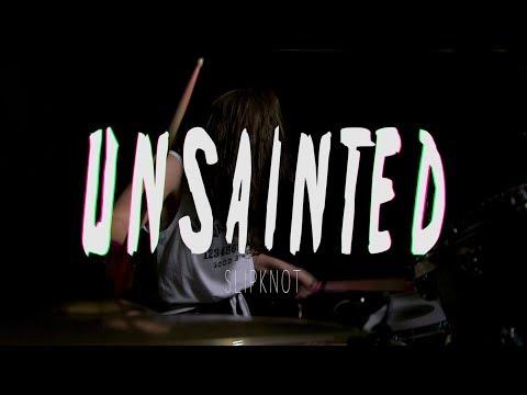 Watch teenage girl's incredible drum cover of Slipknot's Unsainted | Louder