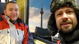 В Берлине. Первые дни в Германии.(Видео о нашей первой неделе в Германии., 2014-02-02T18:04:04.000Z)