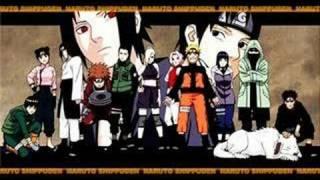 "Naruto Shippuuden 3rd Opening- ""Blue Bird"" Short Version"