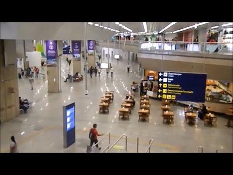 039e87ae3e5e0 Rio Galeão - Aeroporto Internacional do RJ (Do terminal 1 ao 2 - Área  pública)