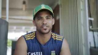 Faf Du Plessis (Cricket Bowler)