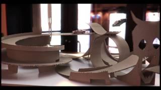 Pista carton 02-3D, render -corona renderer