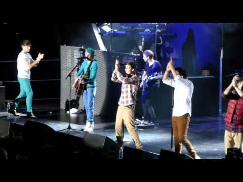 One Direction in San Jose - Use Somebody