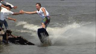 Wakeboard World CUP 2011 - Mens final - Linyi, China