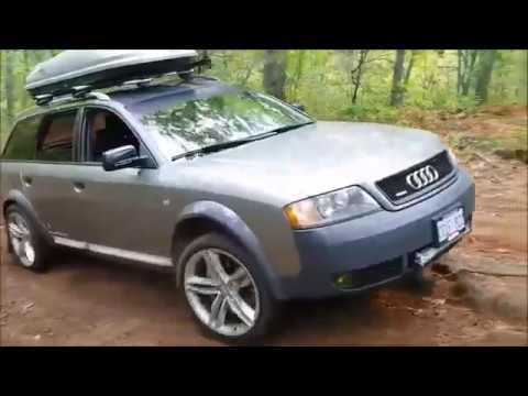 Audi Allroad Offroad