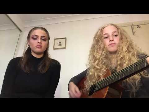 Clown cover - V and Jacinta