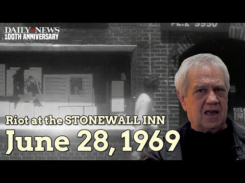 One Night at the Stonewall - June 28, 1969
