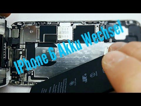 akku tauschen iphone 6 kostenlos
