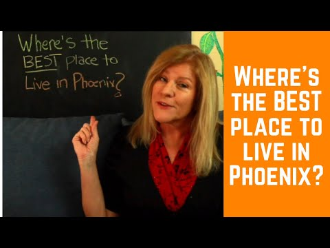 Where's the Best Place to Live in Phoenix
