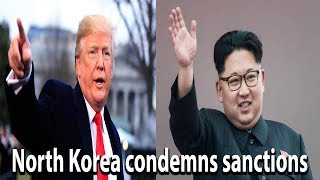 North Korea condemns sanctions, but seen open to talks with U.S. || World News Radio