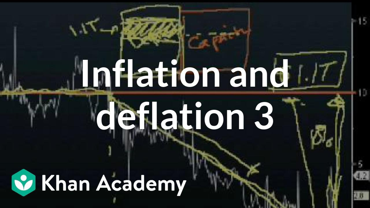 Inflation and deflation 3: Obama stimulus plan | Finance & Capital Markets | Khan Academy