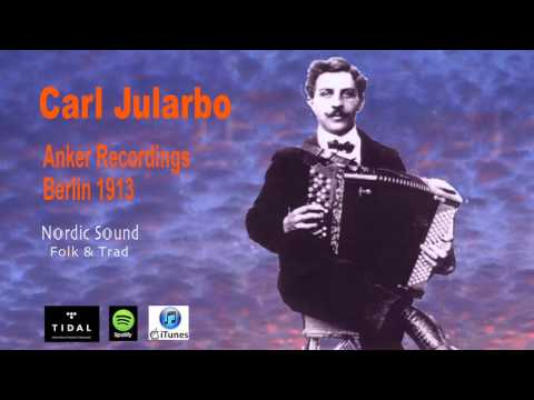 Carl Jularbo, Anker Recordings, Berlin 1913
