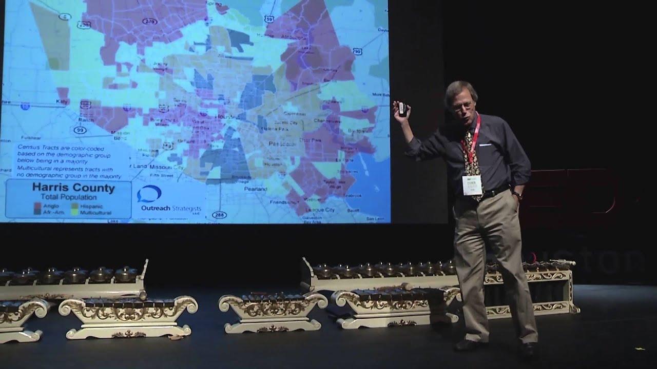 Is Houston About to Experience an Urban Renaissance?: Stephen Klineberg at TEDxHouston