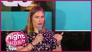 Ingrid Wenzel: Tinder-Radius auf Welt! Fernbeziehungen sind manchmal gut