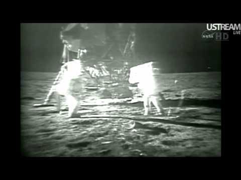 Apollo 11 Film Shows UFOS.