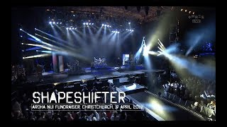 SHAPESHIFTER NZ Live - You Are Us Aroha Nui (Stars, In Colour, Monarch)