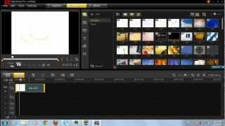 جعل الفيديو الكامل HD (Corel video studio Pro X5)