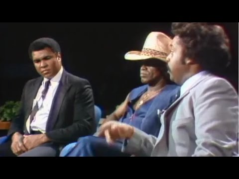 James Brown - Interview 1981 (With Muhammad Ali, Al Sharpton)