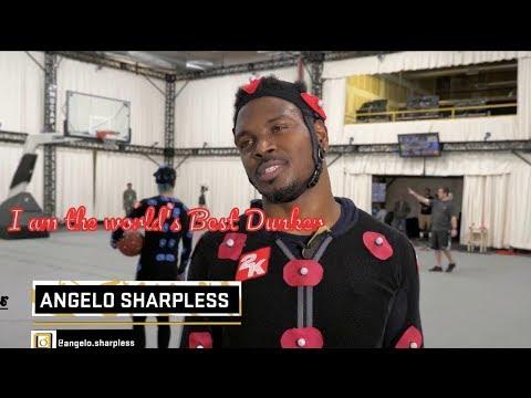 NBA 2K20 Mocap With World's Best Dunker