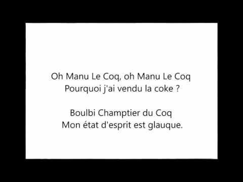 Niska ft Booba - M.L.C paroles HD