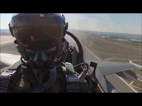 Inside an USAF