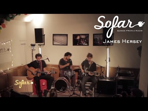 James Hersey - How Hard I Try (filous cover) | Sofar Vienna