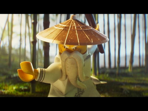 The LEGO NINJAGO Movie - Trailer 1 [HD]