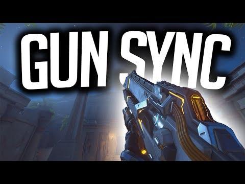 Overwatch Gun Sync - Imagine Dragons - Thunder