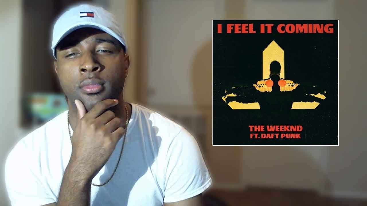 the-weeknd-i-feel-it-coming-review-reaction-nickwiththekicks