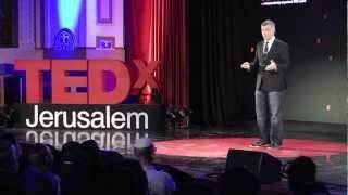 No, No, No, No, No, Yes: Gideon Amichay at TEDxJerusalem