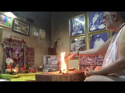 Part 29 Ma Durga Nawaran Mantra Hawan Ravinder Lakhotia 30.3.2017