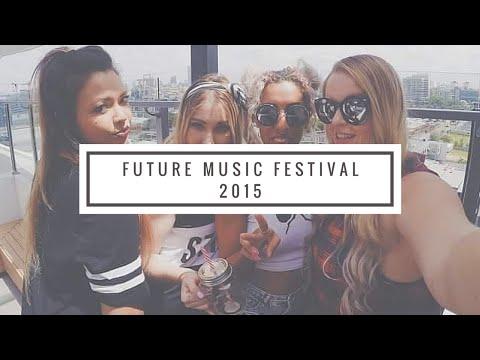 FUTURE MUSIC FESTIVAL - Brisbane 2015