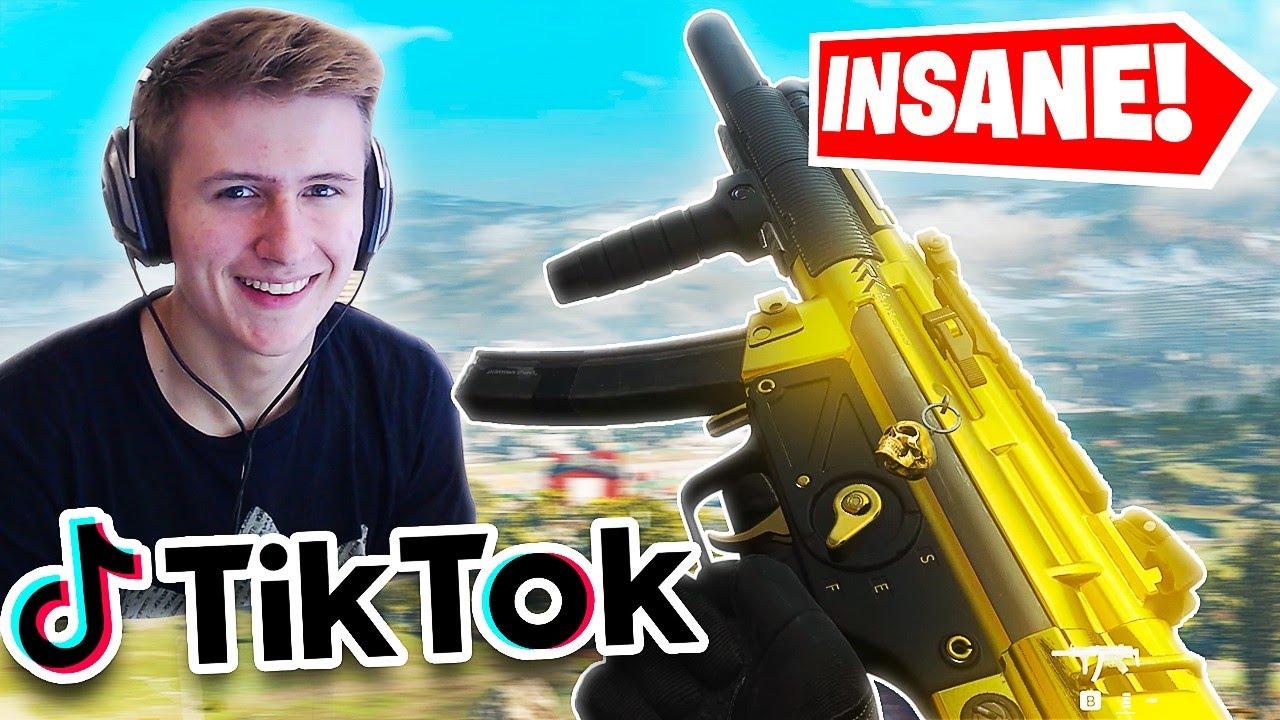 I used my VIRAL TIKTOK MP5 Loadout and POPPED OFF! - Symfuhny