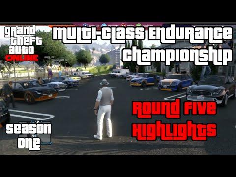 Round Five (SUVs) - GTA Multi-Class Endurance Championship Season One