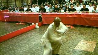 Grandmaster Tang Wei Zhong 2008 - Shaolin of Lomita
