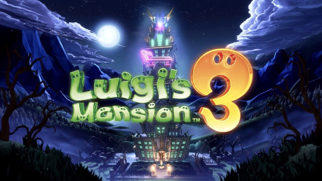 Luigi S Mansion 3 Music Hotel Shops