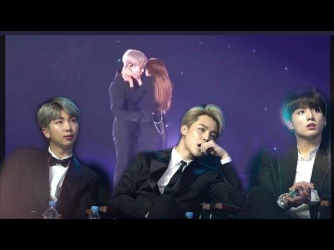 2019 BTS [JIMIN NAMJOON JUNGKOOK] REACTION TO  RED VELVET [SEULGI AND TAEMIN] DRIP DROP