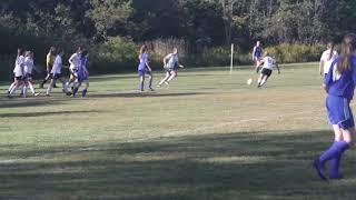 Greenville at Searsport girls soccer