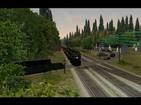 At The Railyard:  Pennsylvania Railroad Eastern Region