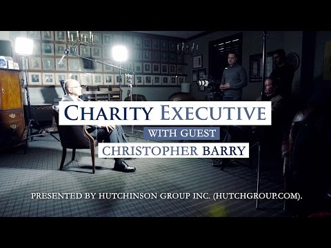Christopher Barry on the charitable landscape in Canada and the role of the Interim Executive