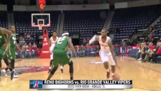 Troy Daniels (31 points) and the Vipers tied the NBA D-League record