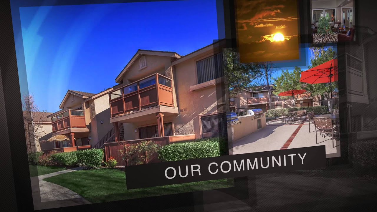 Westridge Apartment Homes - Lake Forest, CA - YouTube