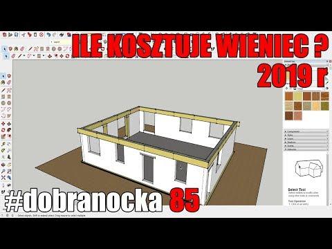 Ile Kosztuje Wieniec W 2019r ? #dobranocka 85 #domza150tysiecy.pl #budowlańcy