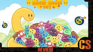 MOCHI MOCHI BOY - PS4 REVIEW (Video Game Video Review)