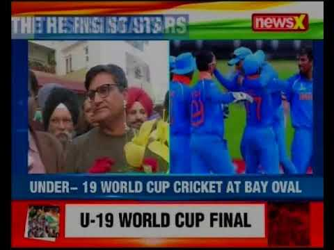 India vs Australia, ICC U-19 World Cup final: India defeats Australia, Manjot Kalra smashes ton