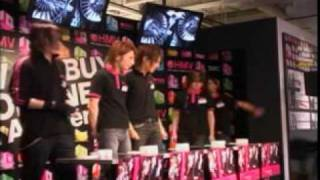 alice nine New Single CROSS GAME Release Event