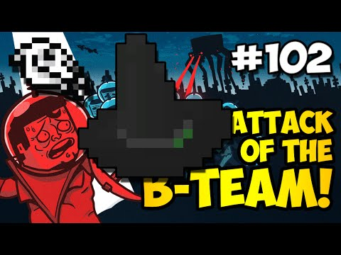 Minecraft: MORE BOSS LEWT - Attack of the B-Team Ep. 102 (HD)