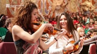 Musicals en anglès amb les Escoles Liceu - Cicle Liceu Familiar