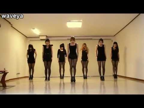 Madonna Girl Gone Wild choreography by Waveya Ari