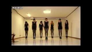 Madonna Girl Gone Wild choreography by Waveya Ari